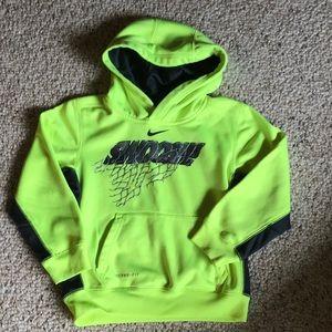 Boys Nike sweatshirt!